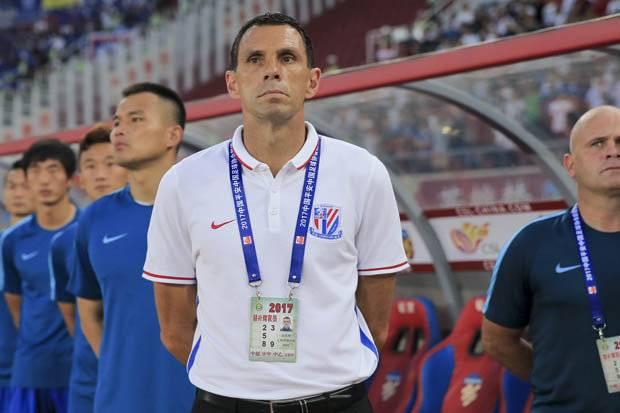Gus Poyet resigns as Shanghai Shenhua manager