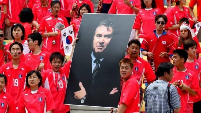 Guus Hiddink won't coach South Korea, said Korea FA executive