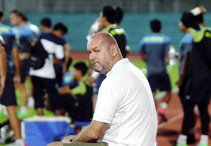 Malaysia U-19 coach: We are heading to AFF U-18 Championship with no pressure