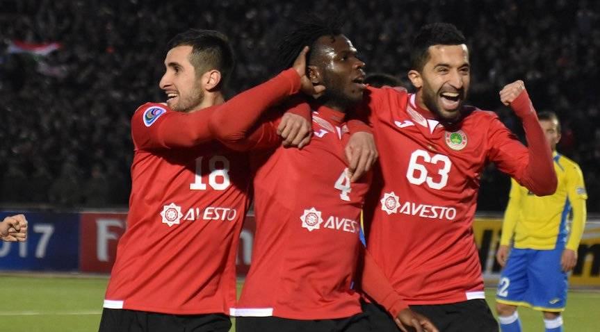 FC Istiklol win sixth Tajik League title