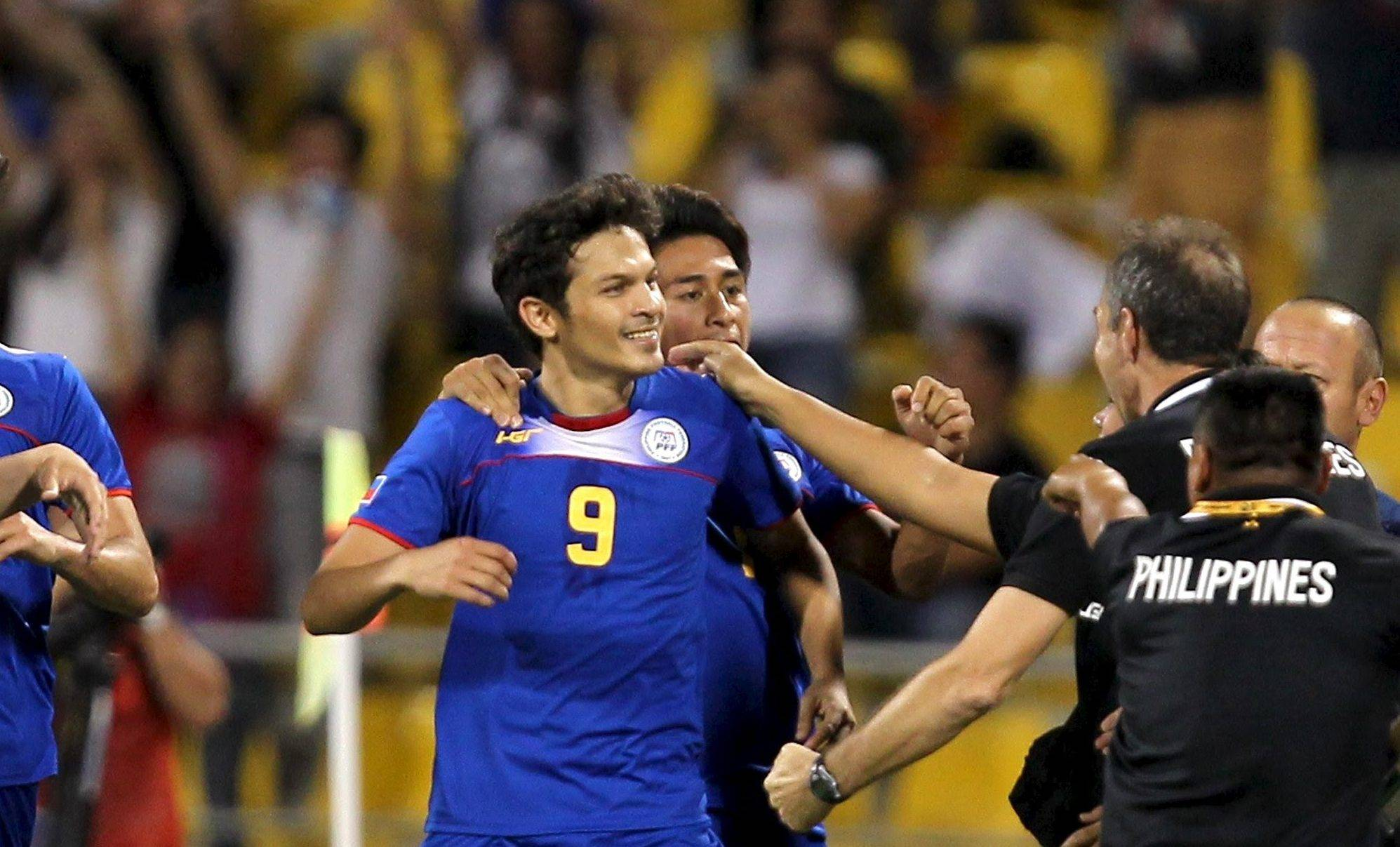 Philippines' Misagh Bahadoran ruled out of Asian Cup qualifiers against Yemen