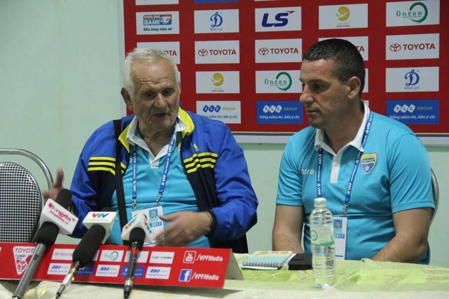 "Former European Cup winner Ljupko Petrovic ""not thinking"" about Vietnam national team job"