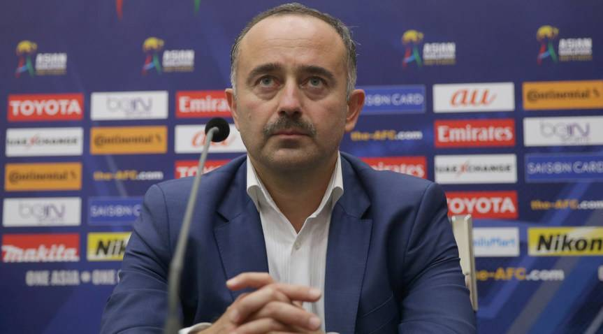 Uzbekistan sack Samvel Babayan after World Cup qualification failure