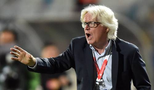 Former Thailand national team head coach Winfried Schafer applies for Vietnam coaching role