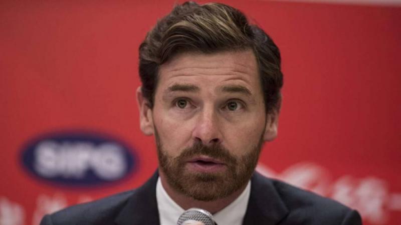 Andre Villas-Boas resigns as Shanghai SIPG manager