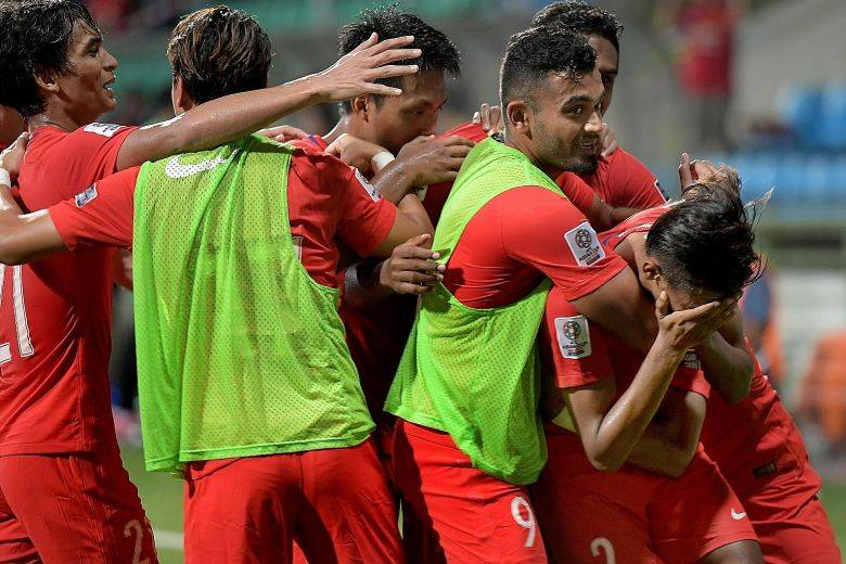 Singapore head coach blames players' lack of fitness on the Turkmenistan draw