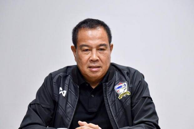Thailand FA president targets long-term goals rather than pleasing fans