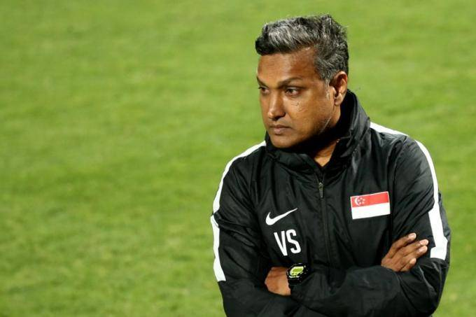 Singapore head coach: We have to attack Turkmenistan
