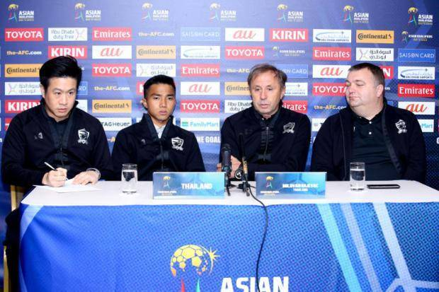 Australia target goal fest against Thailand in crucial World Cup qualifier