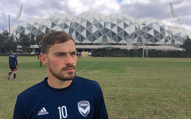 James Troisi defends head coach Ange Postecoglou ahead of Syria play-off