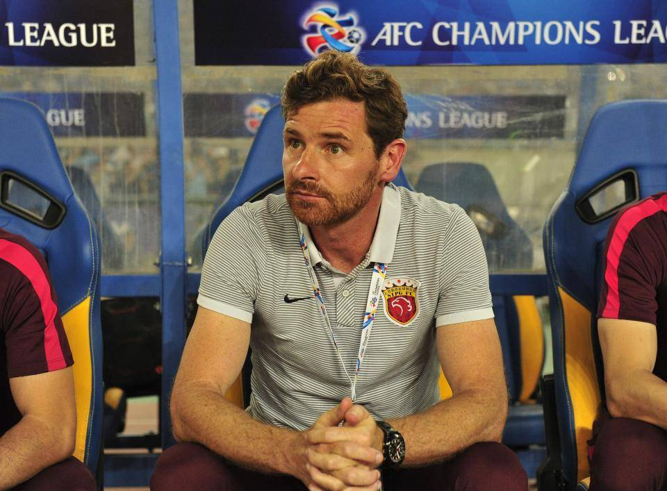 Andre Villas-Boas faces pressure following Urawa defeat