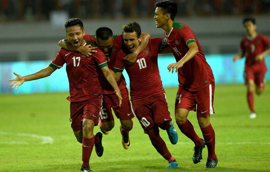 Indonesia plan to host all Southeast Asia football tournaments in 2018