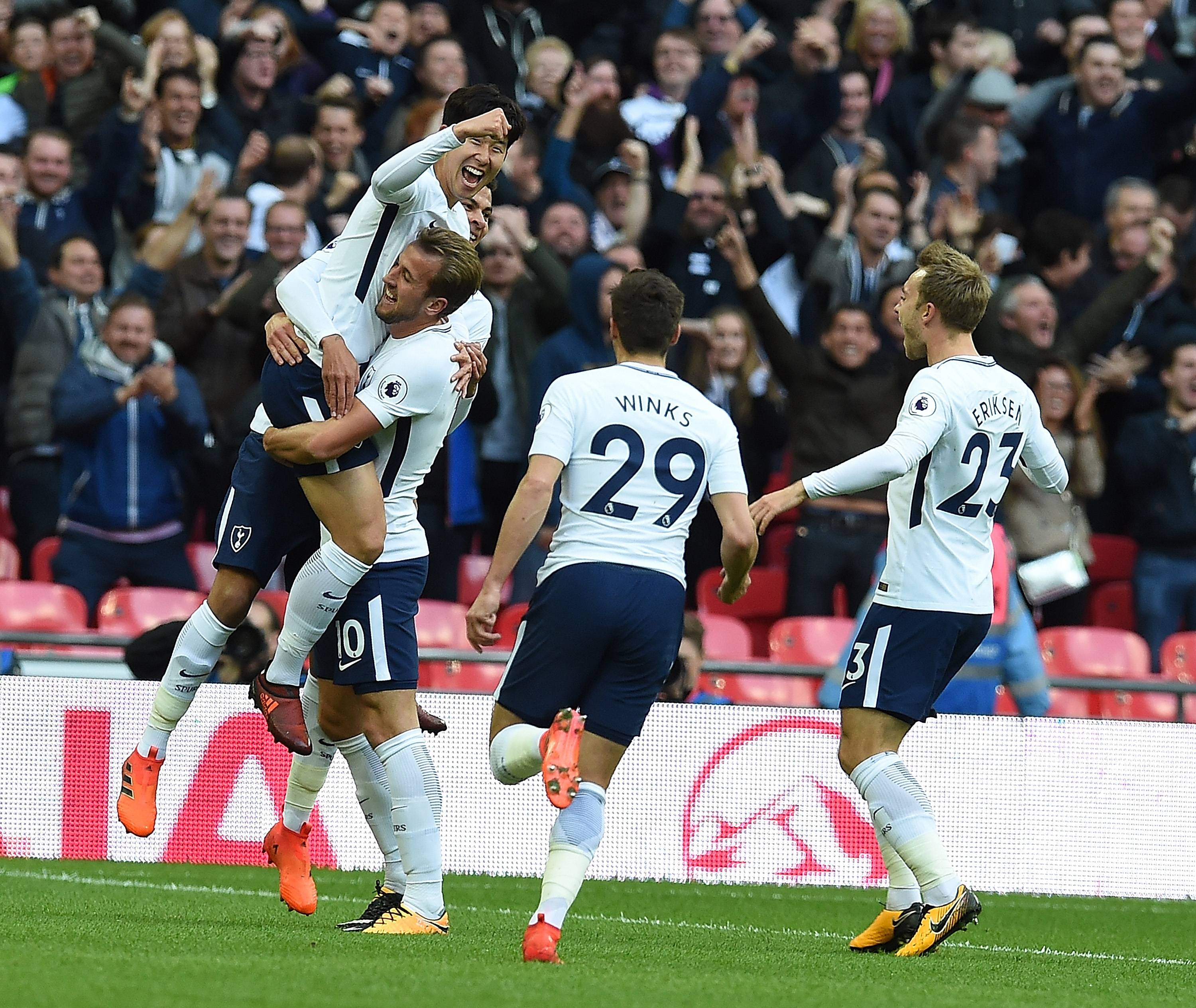 English media praise Son after first goal of Premiere League campaign