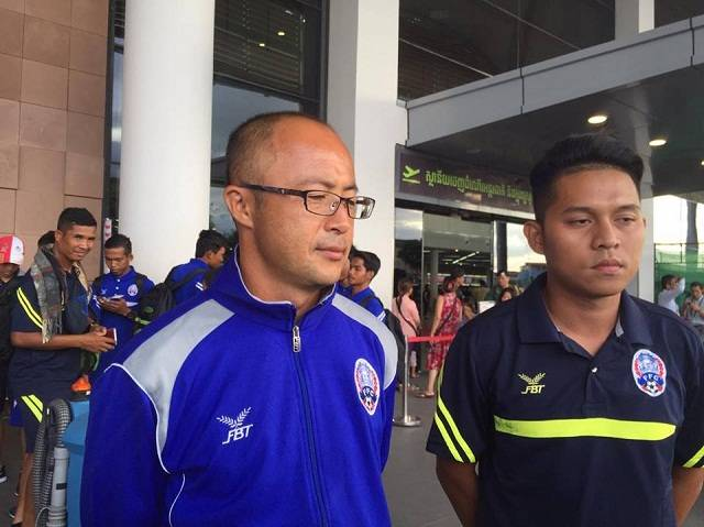Kazunori Ohara appointed as Cambodia national team's interim manager