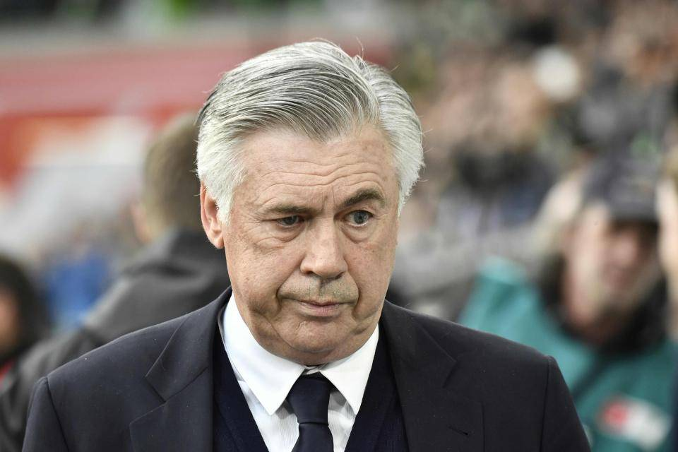 Tianjin Quanjian deny interest in Carlo Ancelotti