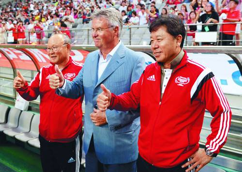 HAGL newly-appointed director aims to develop Vietnam football