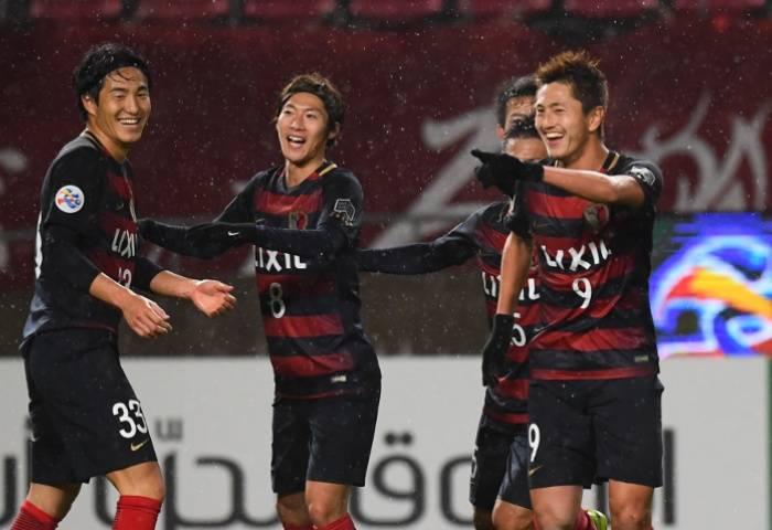Kashima Antlers move closer to ninth J1 League title
