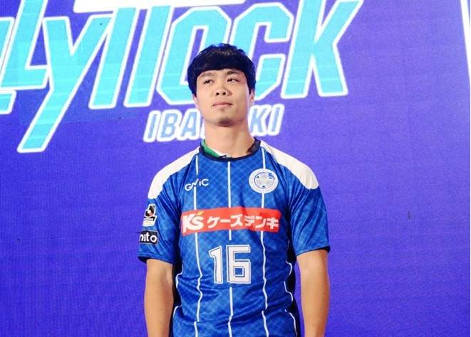 Mito Hollyhock looks to bring Cong Phuong back to Japan – HAGL president