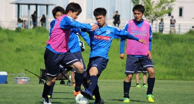 Japanese club Mito Hollyhock to make offer for HAGL's Vietnamese player