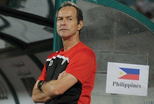 "Philippines head coach Thomas Dooley predicts ""difficult game"" against Yemen"