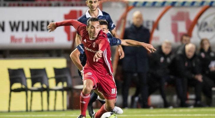 Indonesia's Ezra Walian opens Almere City goal account
