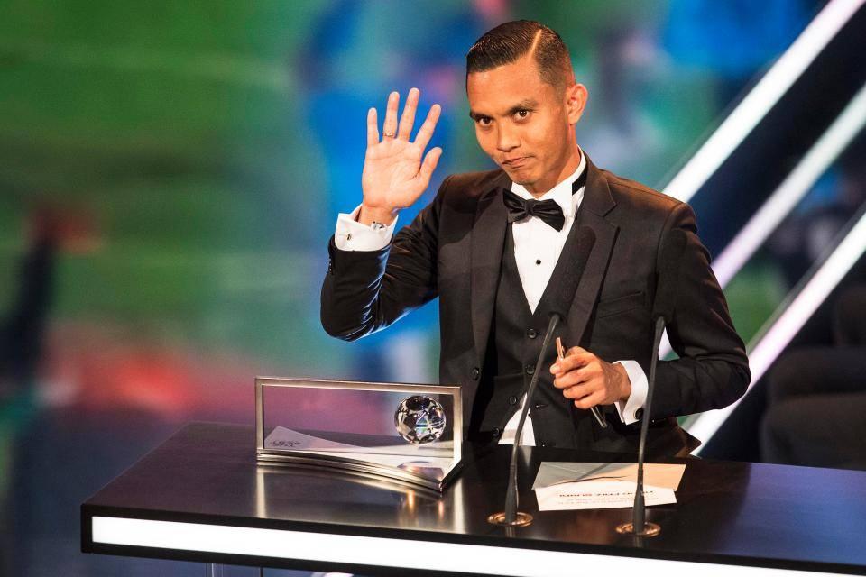 2016 Puskas winner Faiz Subri: I cannot compare my goal with Giroud's scorpion kick