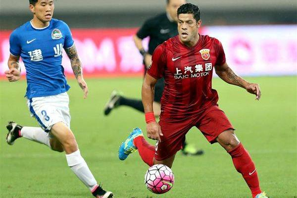 VIDEO: Hulk scores incredible free kick in Henan Jianye win