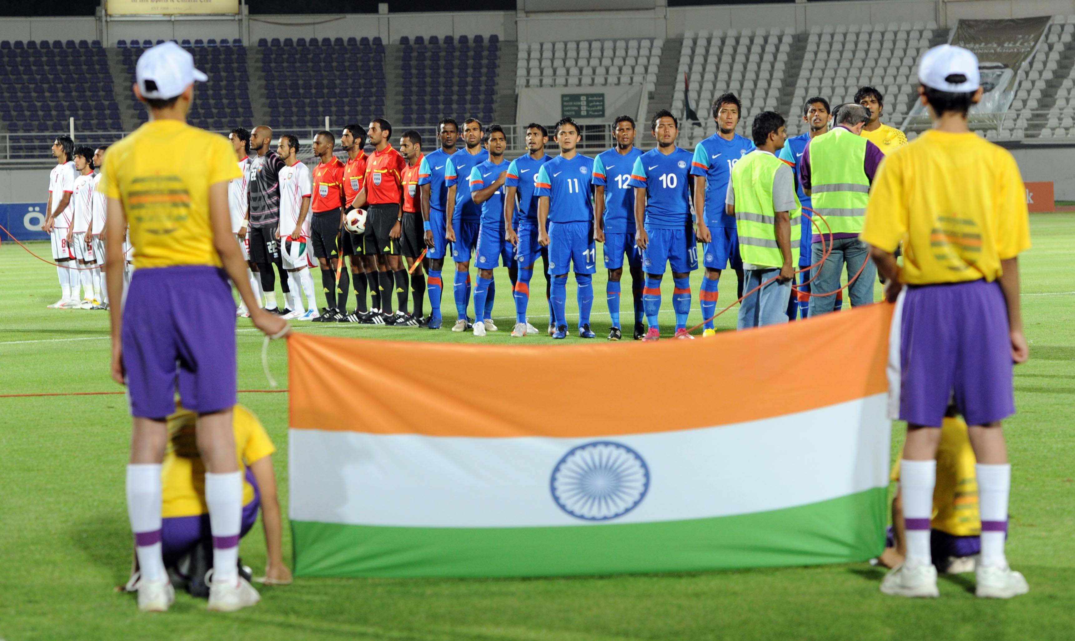 India make a bid to host 2023 AFC Asian Cup
