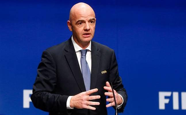 "FIFA President Gianni Infantino: Football is the ""future"" of India"