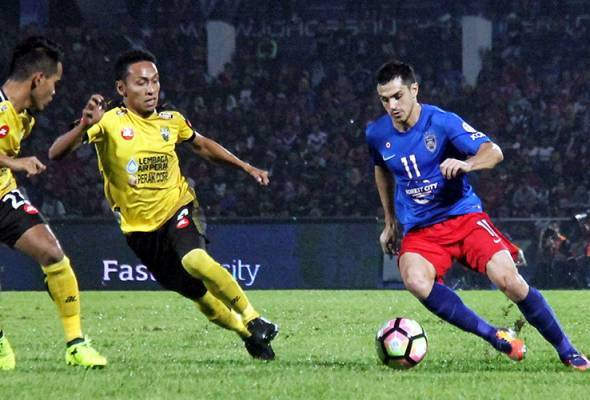"""JDT, Persija, SLNA and Tampines Rovers drawn in 2018 AFC Cup """"Group of Death"""""""