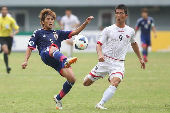 V.League side Ho Chi Minh City sign North Korean striker Kim Yu Song