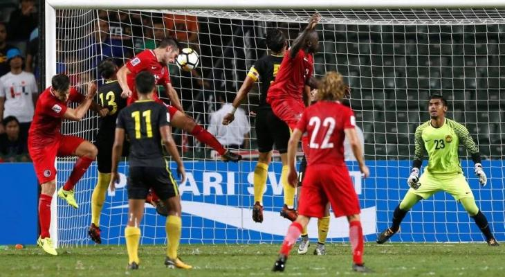 Malaysia drop to all-time low record in FIFA rankings