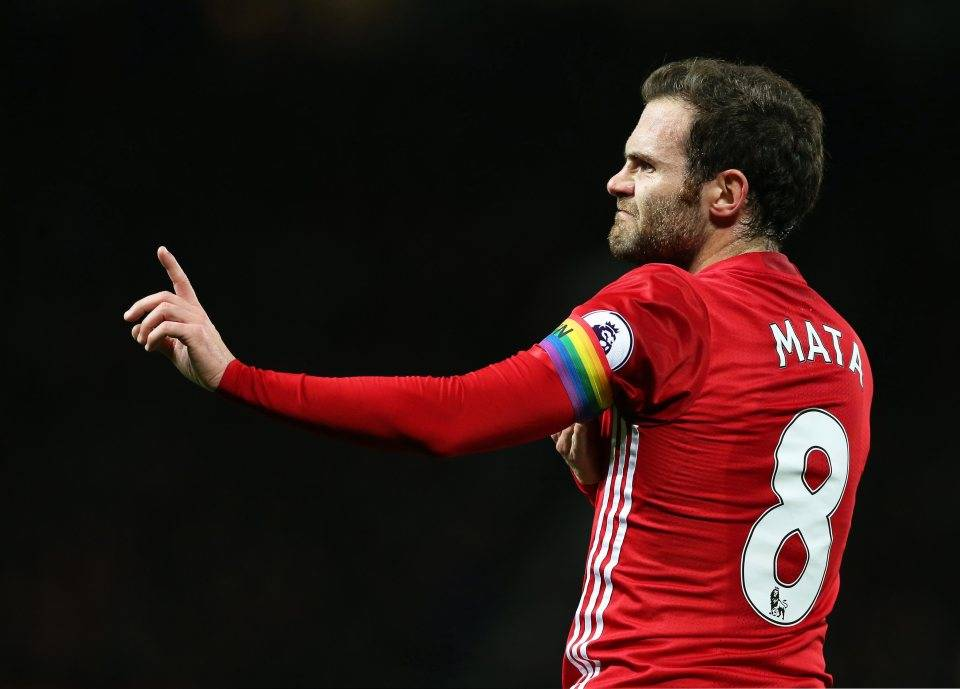 Juan Mata turns down lucrative offer from China