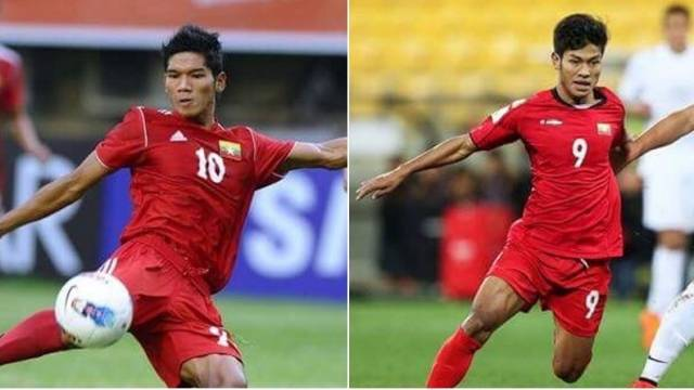Thai side Samut Sakhon fail to secure deals for Myanmar national players Aung Thu and Kyaw Ko Ko