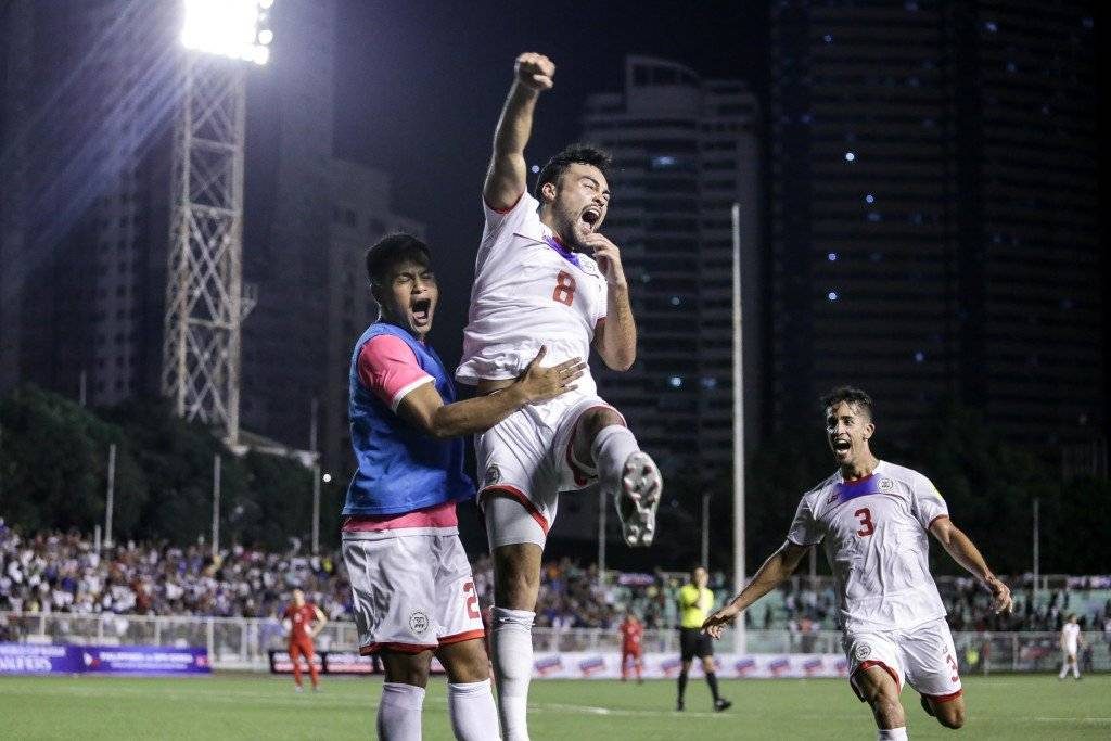 Philippines to face Yemen without injured Manny Ott