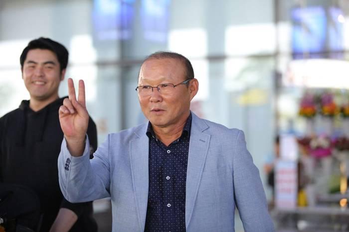 Park Hang-seo: Vietnam U23 not far behind South Korea