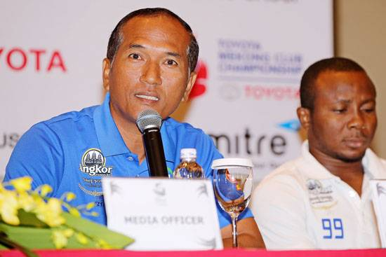 Prak Sovannara named as Cambodia national team head coach