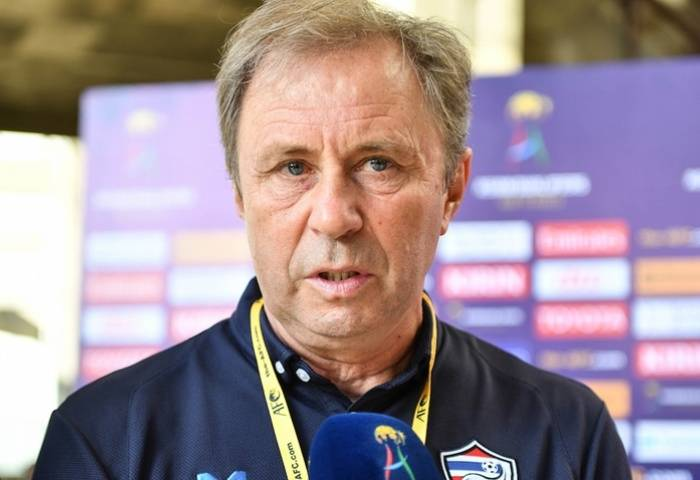"Thailand is ""priority"" for coach Milovan Rajevac amid Serbia national team rumors – Agent"