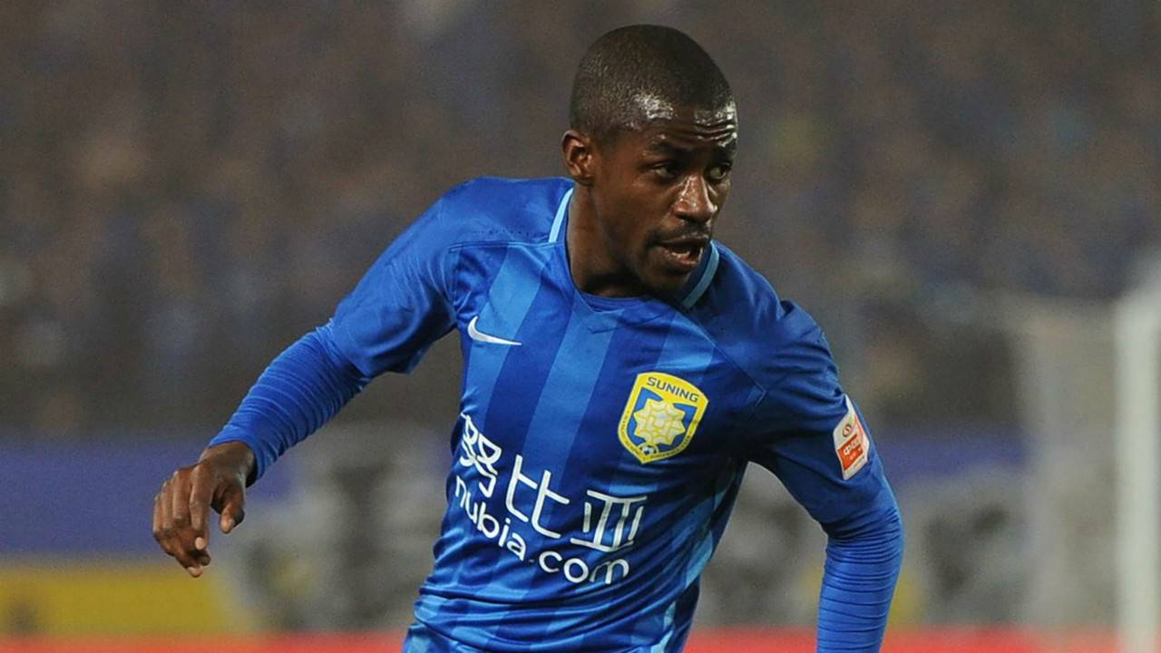 Ramires happy with life and career in China – Agent