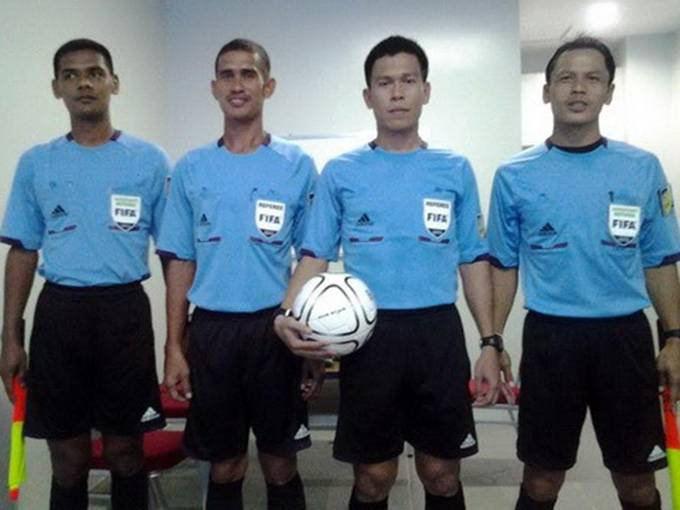 Thai referee Mongkolchai to officiate Vietnam – Cambodia clash
