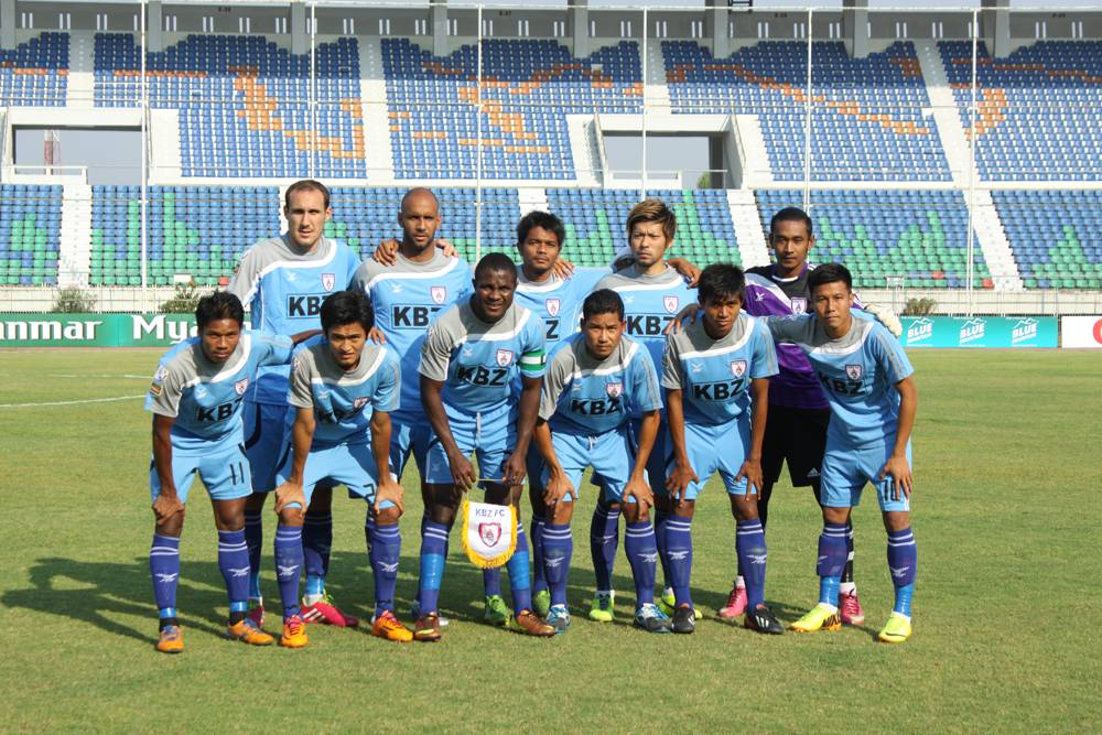 Shan United win historic first-ever Myanmar National League title
