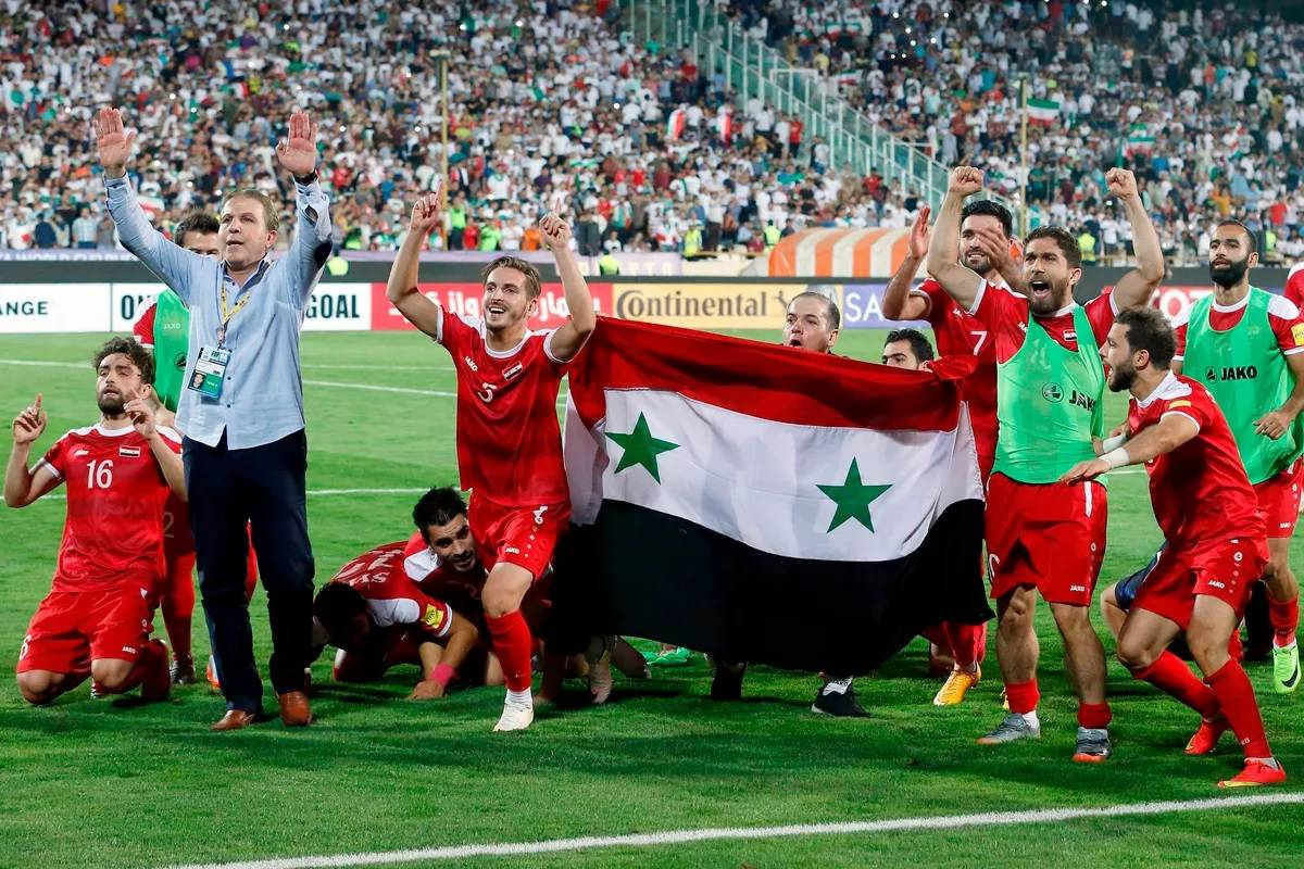 Syria coach looks for historical victory over Australia in World Cup play-off
