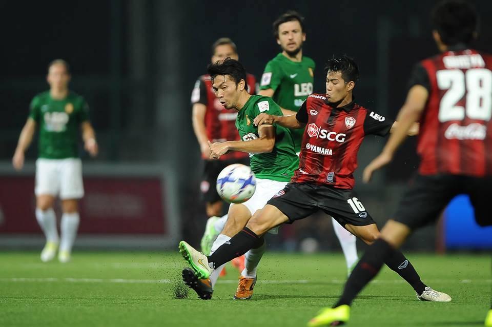 Thai League T1 cut down to 16 teams in 2019