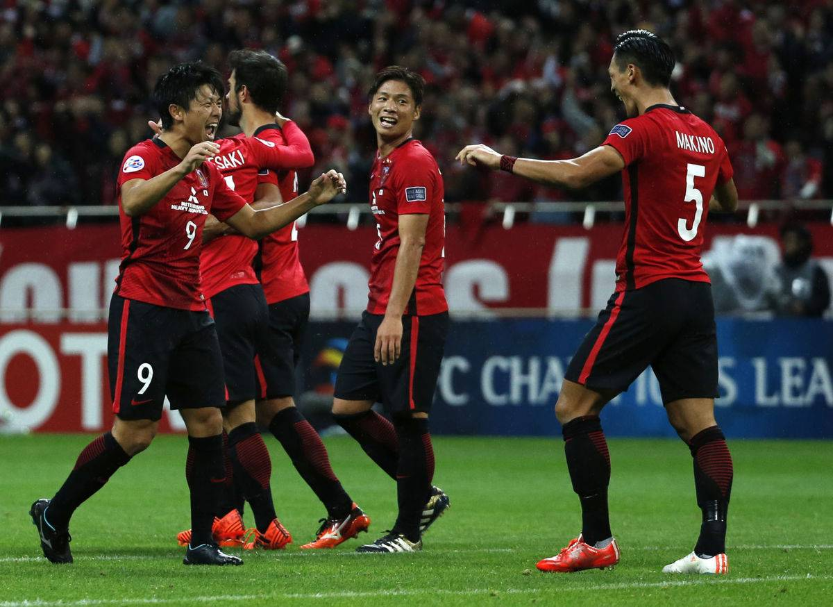 Urawa Reds beat Shanghai SIPG 1-0 to advance to AFC Champions League final