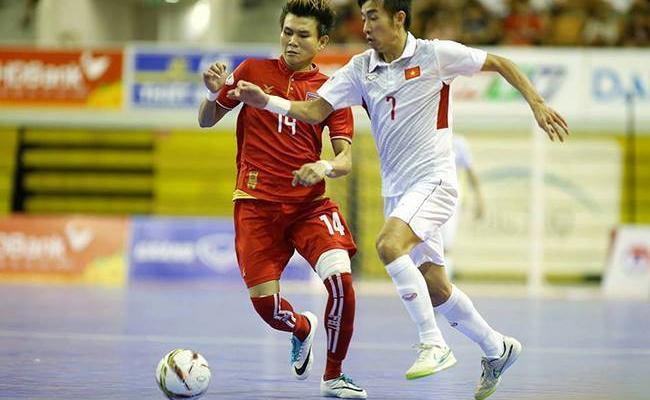 AFF Futsal Championship: Vietnam to face Malaysia, Thailand meet Myanmar in semi-finals