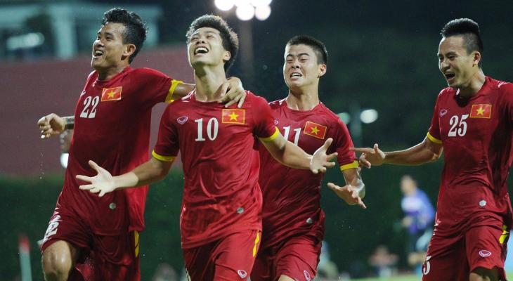 Vietnam move ahead of the Philippines in latest FIFA ranking