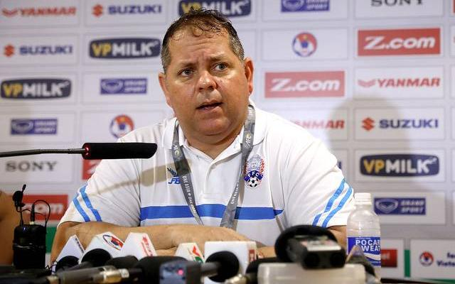 Former Cambodia coach Leonardo Vitorino lands a new job in Brazil