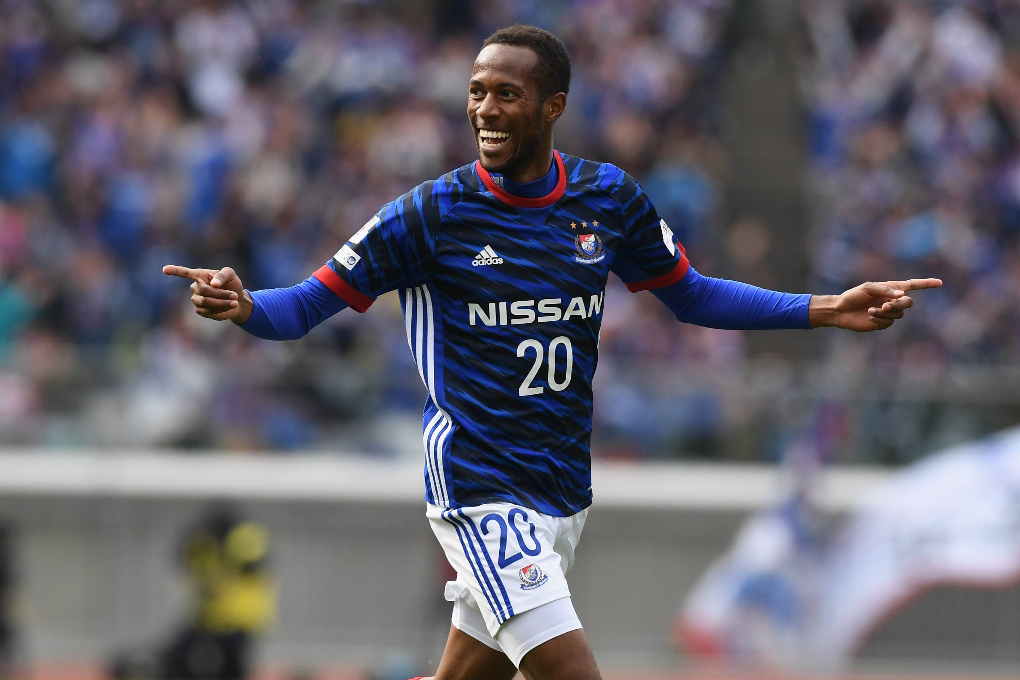 Exclusive: Urawa Reds capitalize on ACL purse with move for Marinos striker Martinus