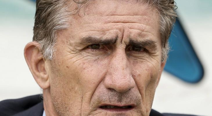 Saudi Arabia sack head coach Edgardo Bauza