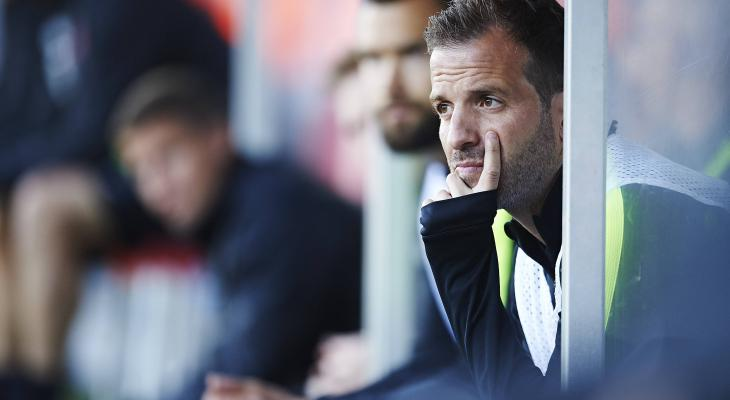 Rafael van der Vaart dismisses Bali United transfer link